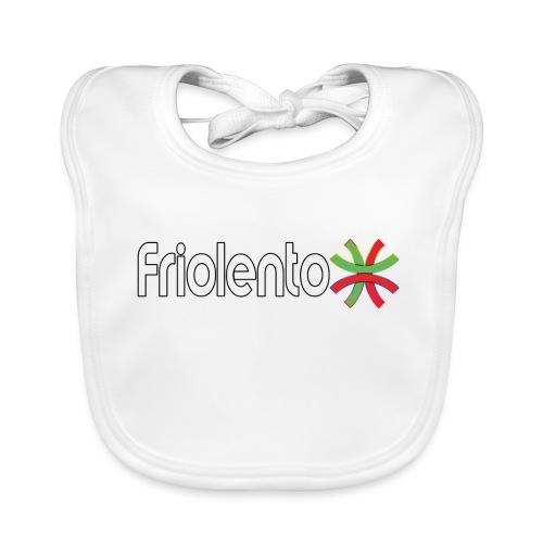 Friolento - Ekologisk babyhaklapp