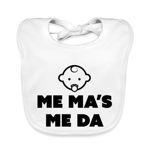 Me Ma's Me Da - Organic Baby Bibs