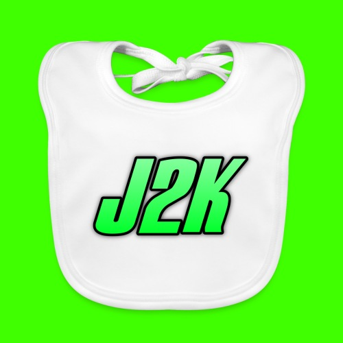 kids official j2k shirts! - Baby Organic Bib