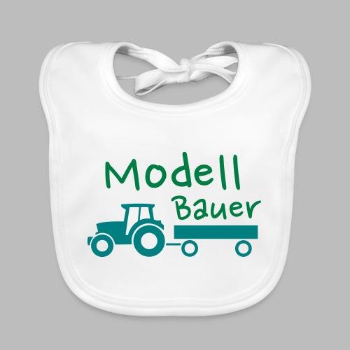Modellbauer - Modell Bauer - Baby Bio-Lätzchen