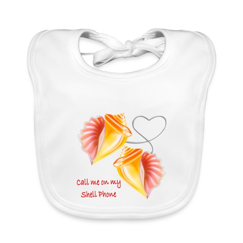 Shell - Baby Bio-Lätzchen
