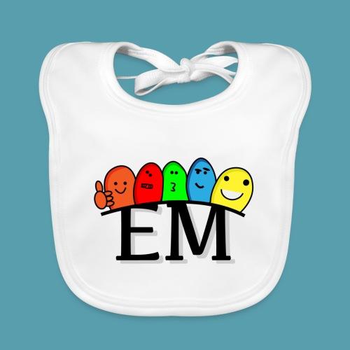 EM - Vauvan luomuruokalappu