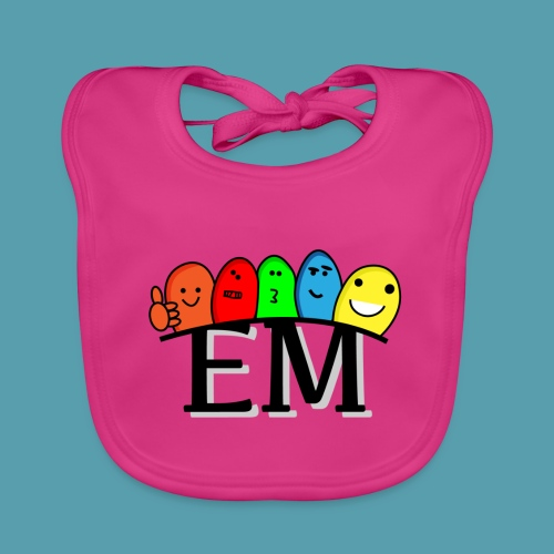 EM - Vauvan ruokalappu