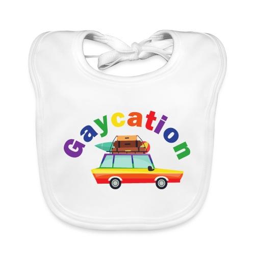 Gaycation | LGBT | Pride - Baby Bio-Lätzchen