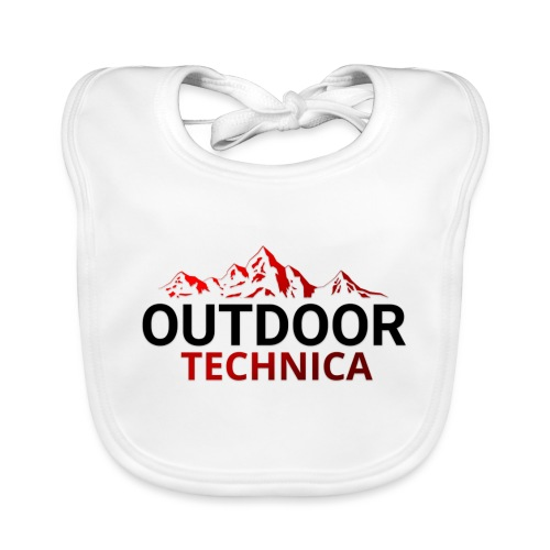 Outdoor Technica - Baby Organic Bib