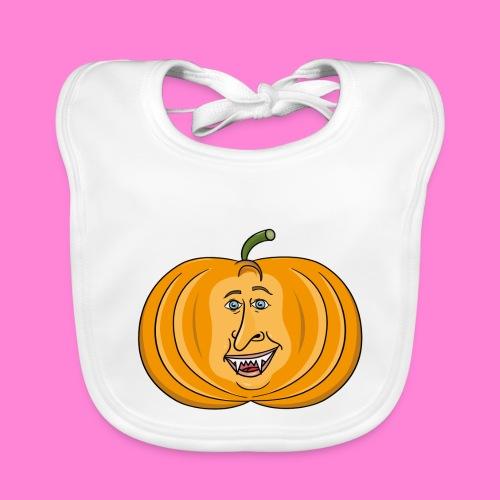 Rick pumpkin - Bio-slabbetje voor baby's