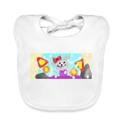 Party Cat - Baby Bio-Lätzchen