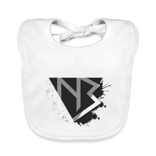 T-shirt NiKyBoX - Bavaglino ecologico per neonato