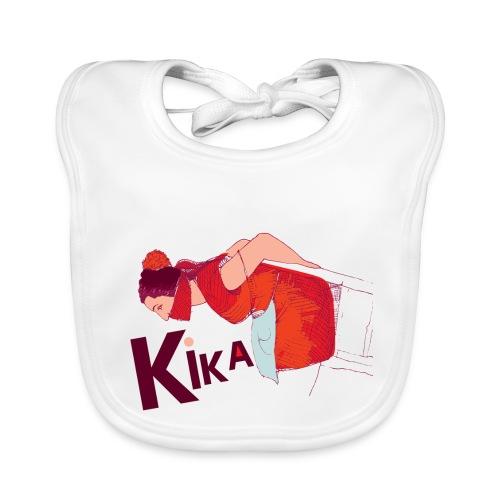 kika-png - Baby Organic Bib