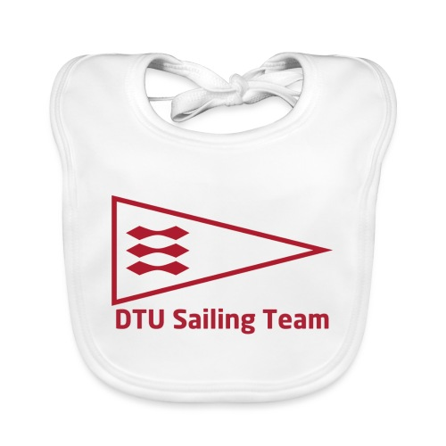 DTU Sailing Team Official Workout Weare - Baby Organic Bib