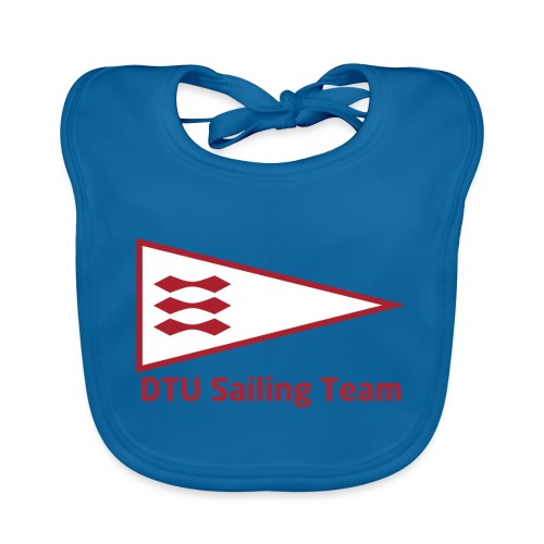 DTU Sailing Team Official Workout Weare - Organic Baby Bibs
