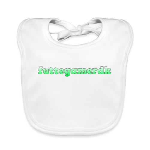 futtegamerdk trøjer badge og covers - Hagesmække af økologisk bomuld