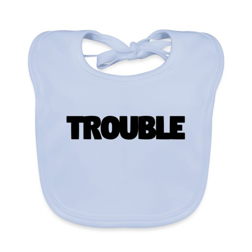 Trouble - Organic Baby Bibs