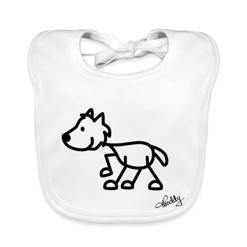 wolf - Baby Bio-Lätzchen
