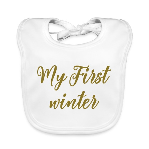 First Winter - Bio-slabbetje voor baby's