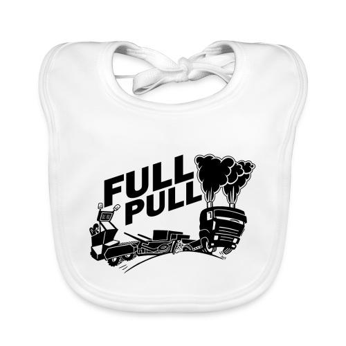 full pull black landscape - Bio-slabbetje voor baby's