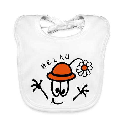 Karneval Helau - Baby Bio-Lätzchen