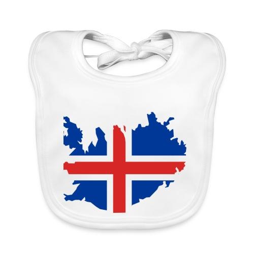 Iceland - Bio-slabbetje voor baby's