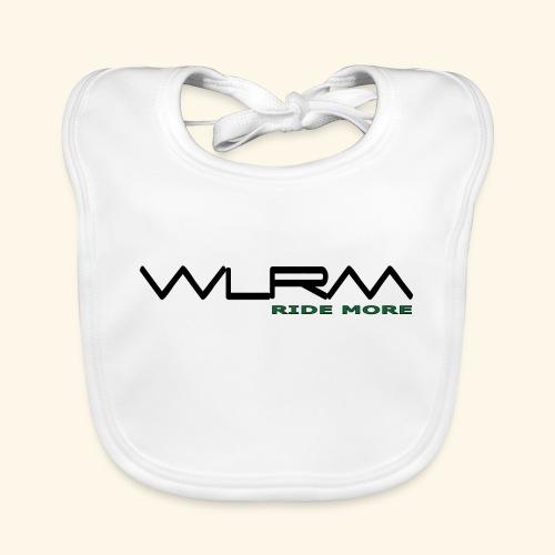 WLRM Schriftzug black png - Baby Bio-Lätzchen