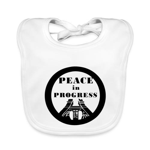 Peace in Progress - Ekologiczny śliniaczek