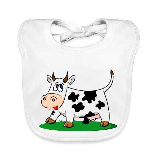cow-1501690 - Babero ecológico bebé