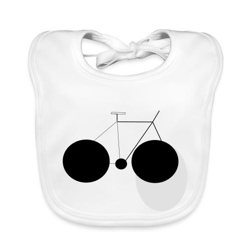 Cykel - Hagesmække af økologisk bomuld