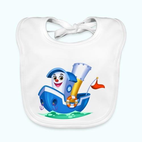 Little Boat Arthur Collection - Baby Organic Bib