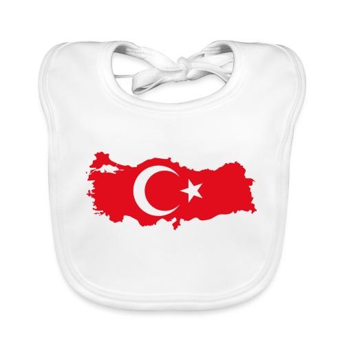 Tyrkern - Hagesmække af økologisk bomuld