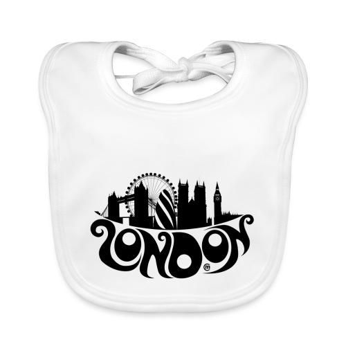 London s - Baby Bio-Lätzchen