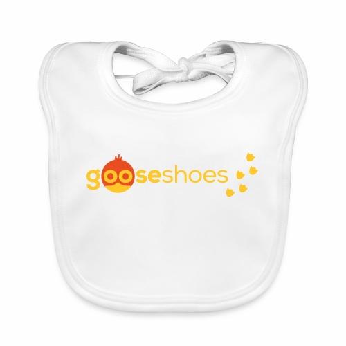 gooseshoes 01 - Baby Bio-Lätzchen