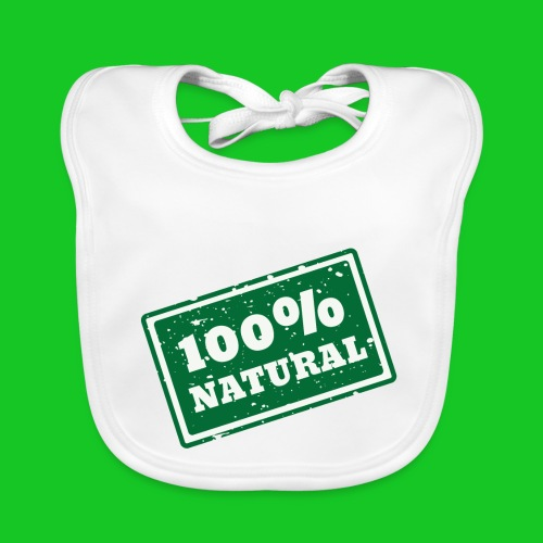 100% natural PNG - Bio-slabbetje voor baby's