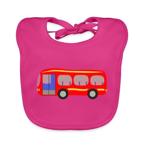 bus - Organic Baby Bibs