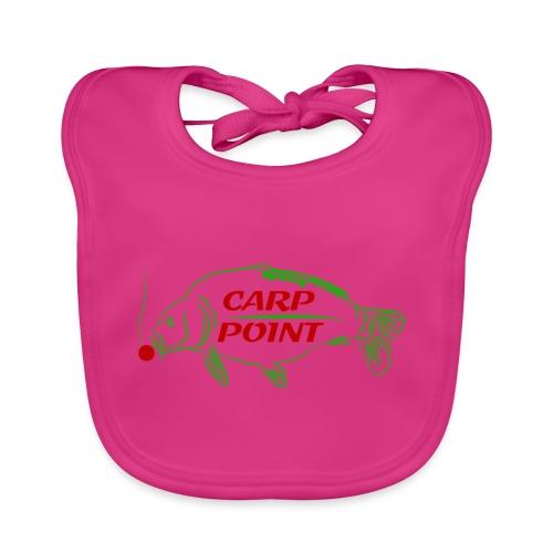 Carp Point new1 mid - Baby Bio-Lätzchen
