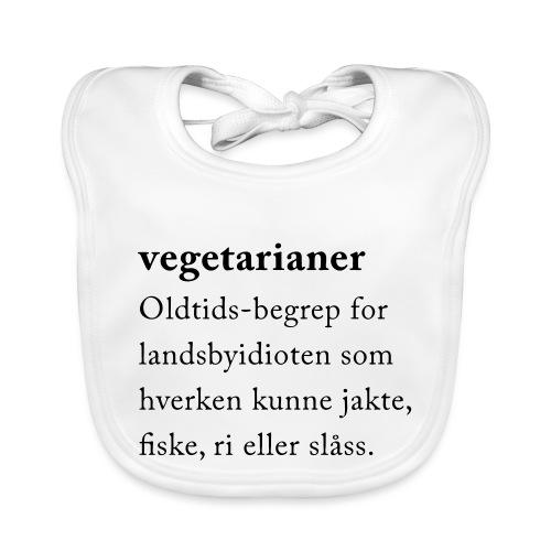 Vegetarianer definisjon - Økologisk babysmekke