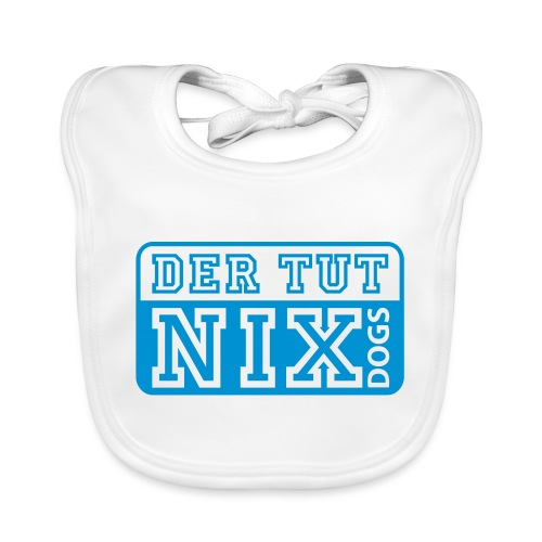 Martin Rütter - Der tut nix - Frauen Flowy Tank T - Baby Bio-Lätzchen