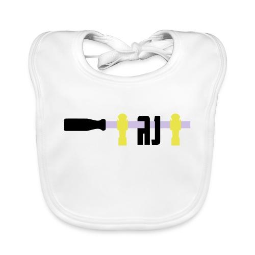 aj member shirt - Bio-slabbetje voor baby's