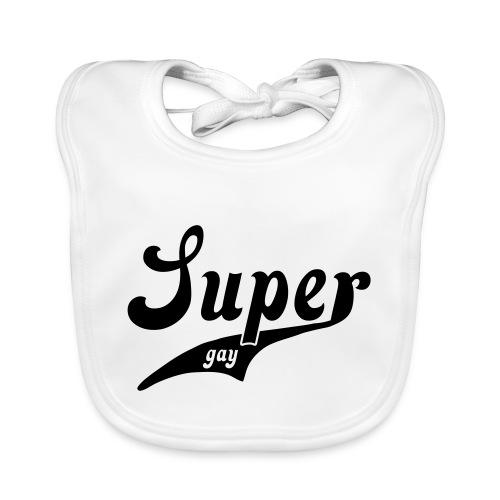 super_gay - Organic Baby Bibs