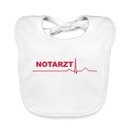 Notarzt - Baby Bio-Lätzchen
