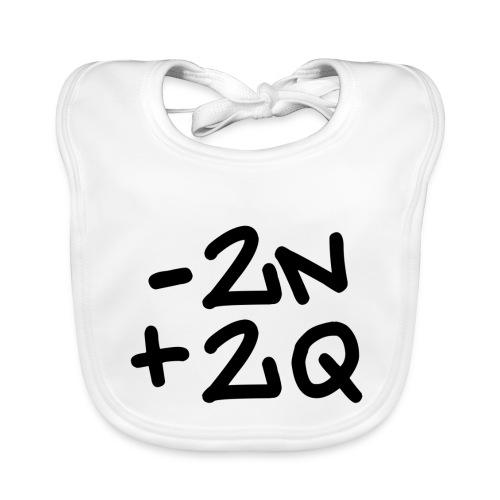 -2n+2q - Baby Organic Bib