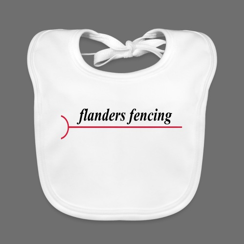 Flanders Fencing - Bio-slabbetje voor baby's