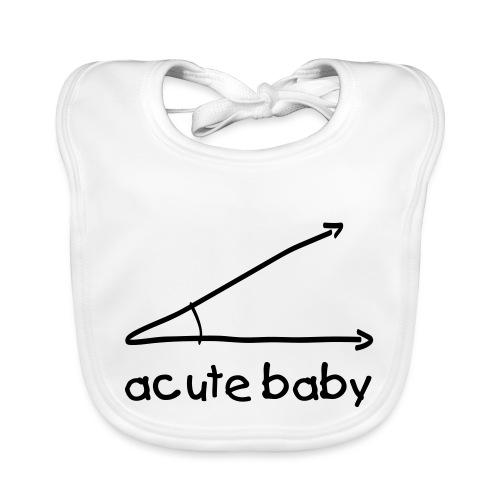 Acute baby - Baby Organic Bib