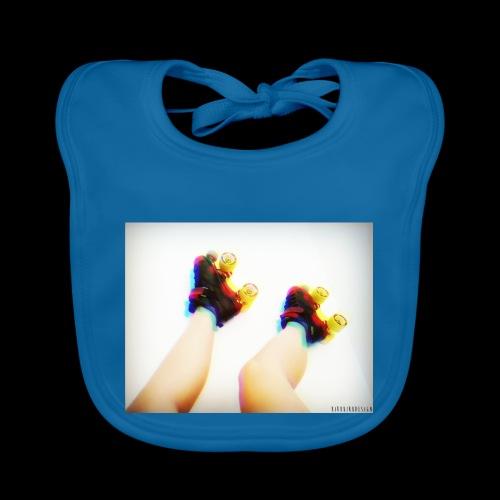 Kangaskassi - Vauvan luomuruokalappu