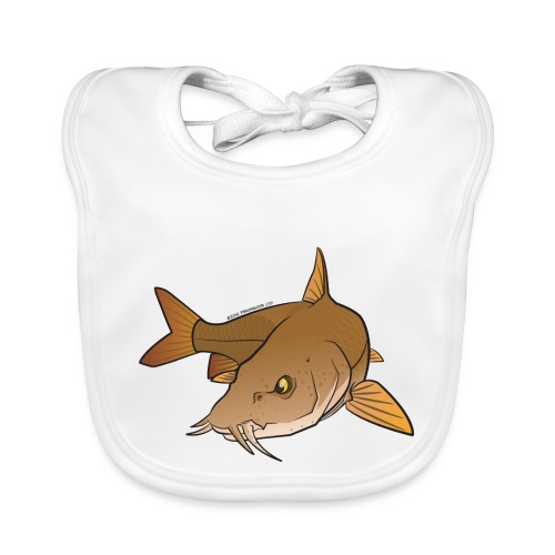 Red River: Barbel - Baby Organic Bib