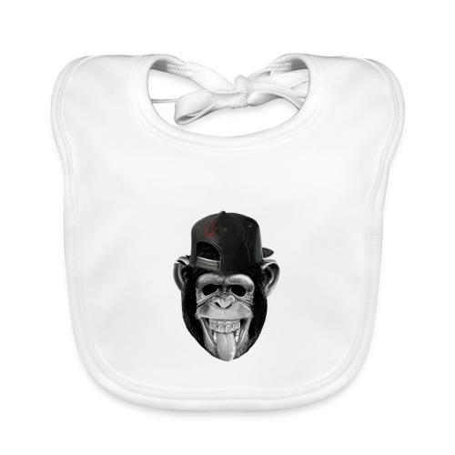 Logo Crazy Monkey - Bavaglino