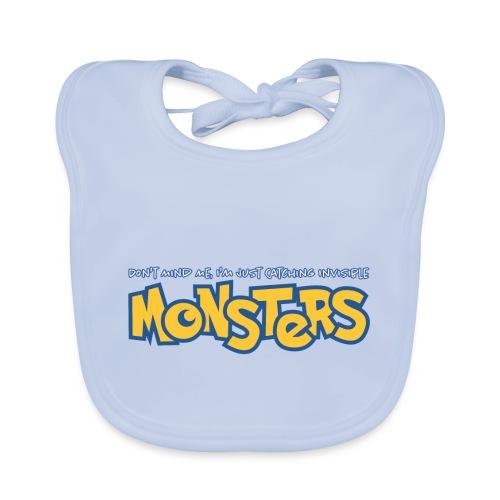 Monsters - Organic Baby Bibs