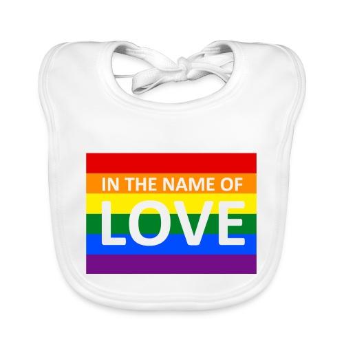 IN THE NAME OF LOVE - Hagesmække af økologisk bomuld