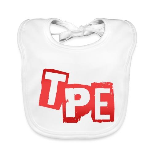 TPE Nalle - Ekologisk babyhaklapp