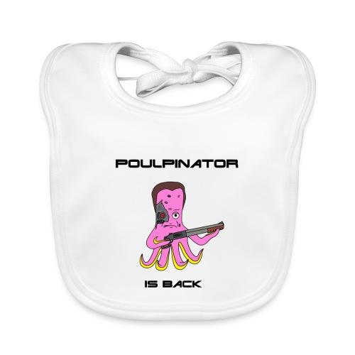 Poulpinator - Bavoir bio Bébé