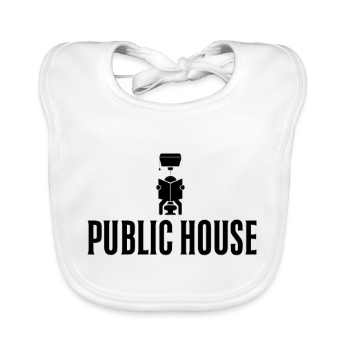 Official Women Shit by Public House - Organic Baby Bibs