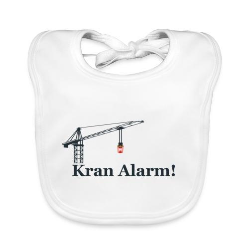 Kran Alarm - Hagesmække af økologisk bomuld